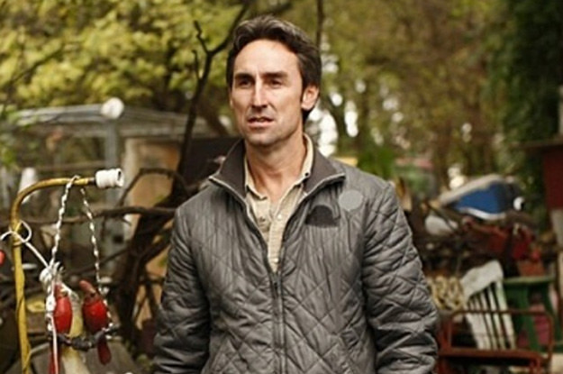 American Pickers Mike Wolfe To Guest Star On Ncis