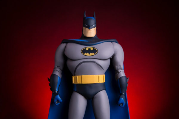 Mondo Has a New Batman: The Animated Series Figure, and it Looks Awesome