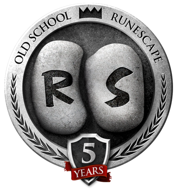 Old School RuneScape Celebrates 5 Years of Service with Content Update