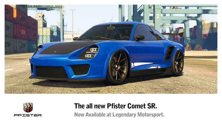Grand Theft Auto V Adds New Cars and Discounts, Including