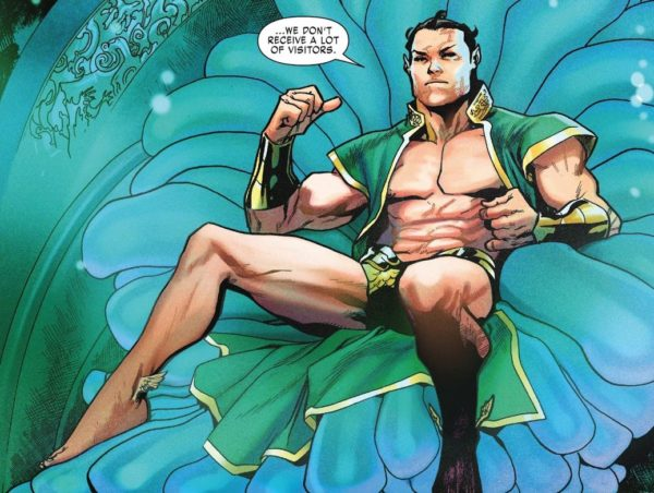 Image result for X men red Namor