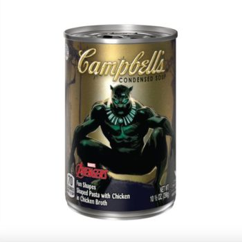 black panther soup
