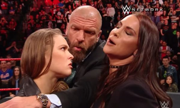 ronda rousey welcome wwe