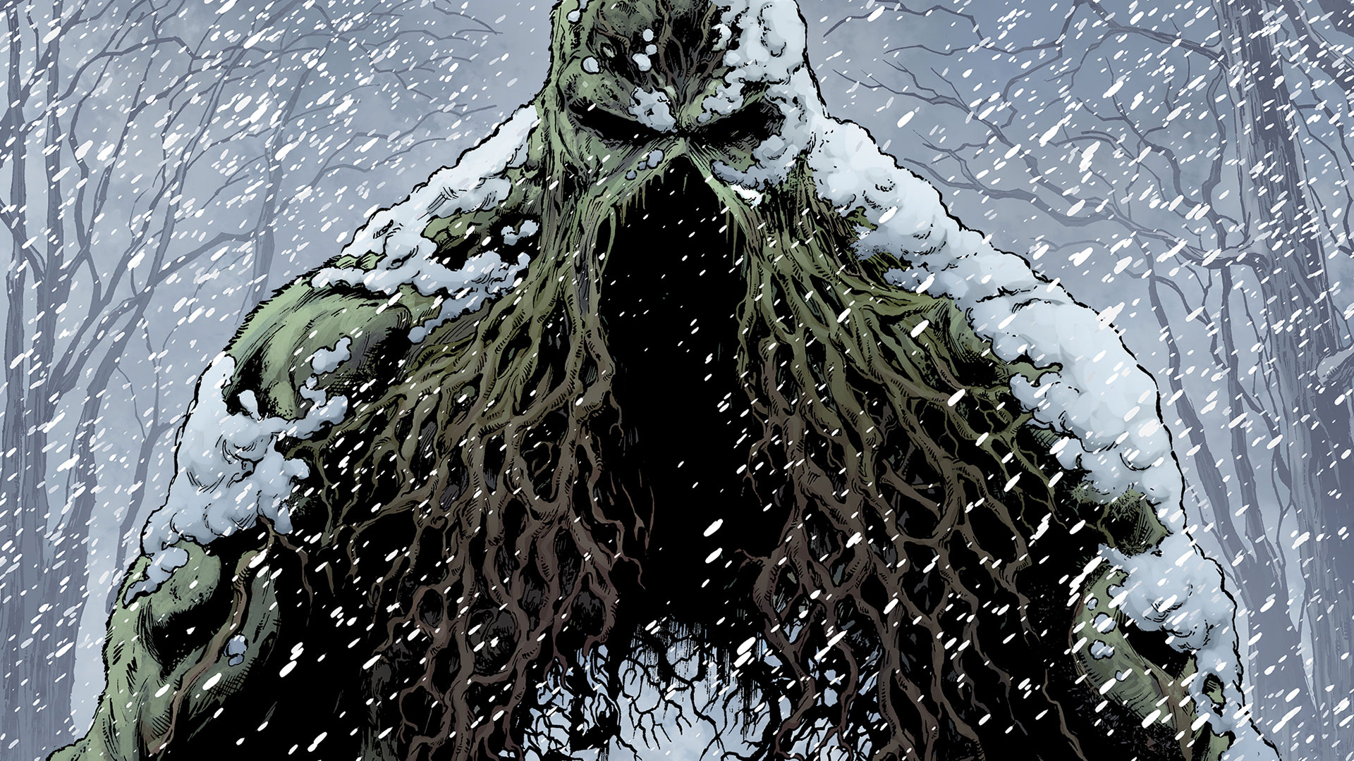 Swamp Thing Winter Special #1 Review: A Beautiful Send-Off