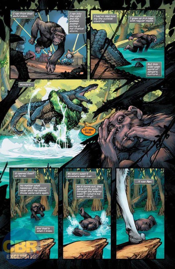 Dark Knights Rising: The Wild Hunt art by Howard Porter, Jorge Jimenez, Doug Mahnke, Jamie Mendoza, Hi-Fi, Alejandro Sanchez, and Wil Quintana