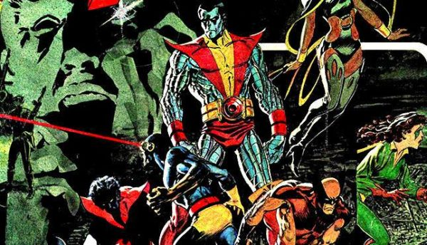 X-Men: God Loves, Man Kills by Brent Anderson