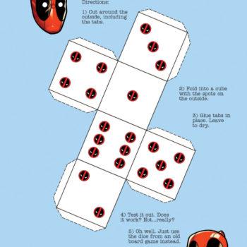 Choose Your Own Deadpool