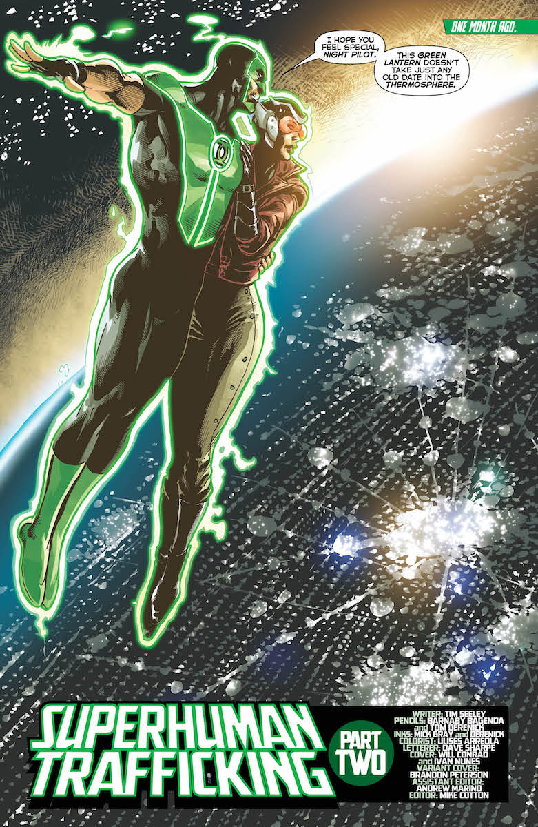 DC Comics Reveals a New Muslim Superhero, Night Pilot - Bleeding Cool News And Rumors