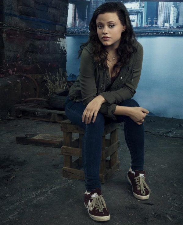 Charmed: Shades of Blue's Sarah Jeffery Joins CW Reboot Pilot