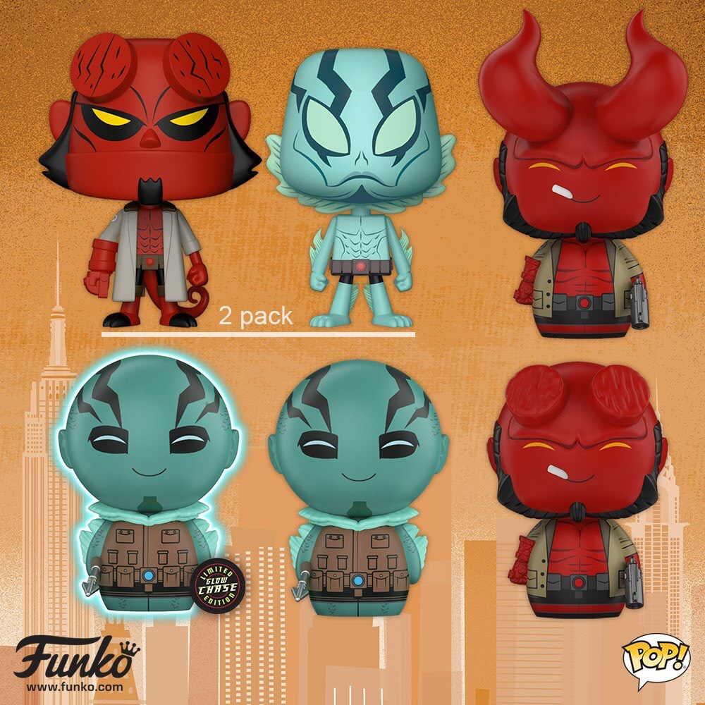 Funko Toy Fair Reveals Part 6 Marvel Deadpool Smallville Game Of
