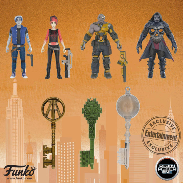 Check Out These Funko Ready Player One Pops