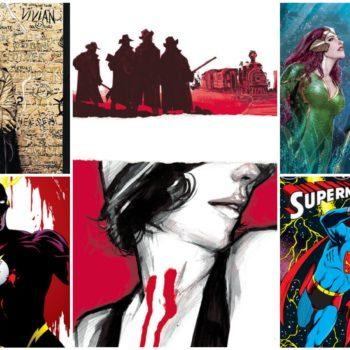 American Vampire and more comics