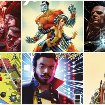 Marvel May 2018 Solicitations