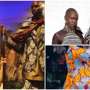 black panther new york fashion week