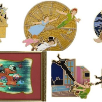peter pan pins