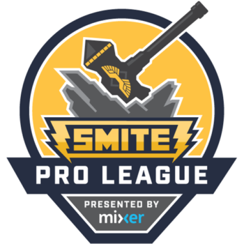 mixer smite pro league 2018 logo