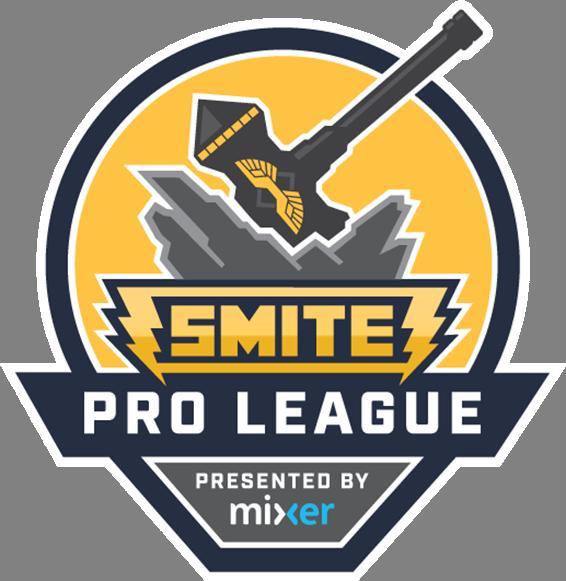 mixer smite pro league 2018 logo
