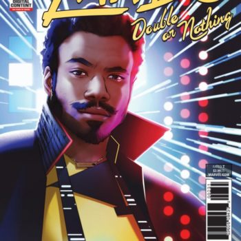 Star Wars 'Solo' Comic Books Lando CR: Disney