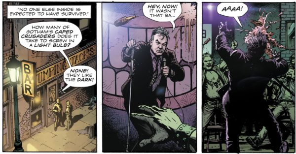 Stewart Lee Talks About His Doomsday Clock #3 Appearance