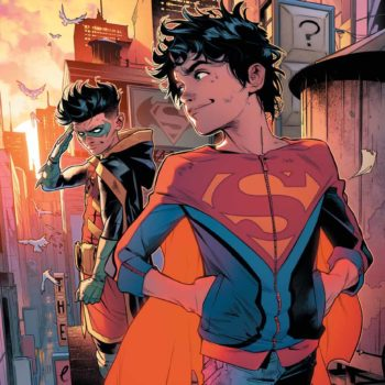 super sons and more geeky news