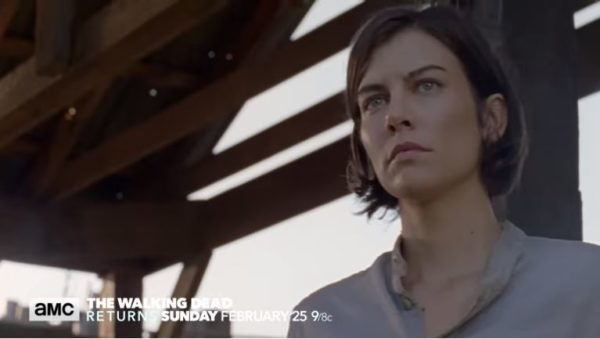 walking dead teaser women finish fight