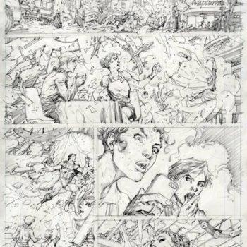 Brian Michael Bendis Jim Lee Action Comics #1000