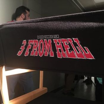Rob Zombie 3 from hell shooting