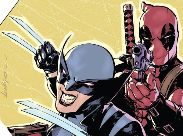 All-New Wolverine #31 cover by David Lopez