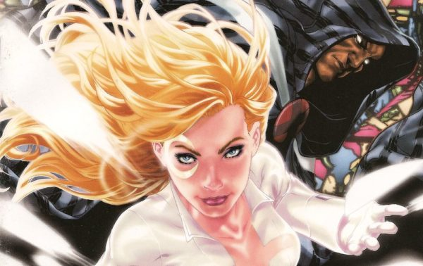 Cloak and Dagger art by Mark Brooks