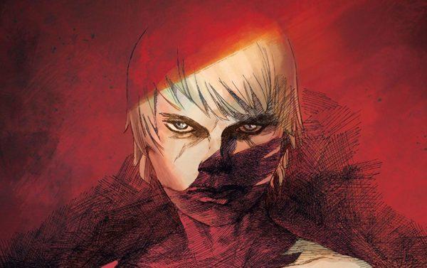 The Crow: Memento Mori #1 cover by Werther Dell'Edera and Giovanni Niro