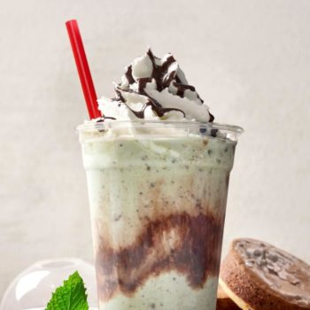 Nerd Food: Sip on Some Irish Luck with The Leprechauns Wish Milkshake