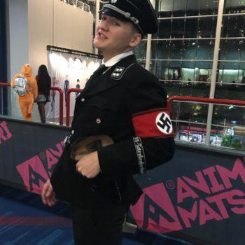 nazi cosplay