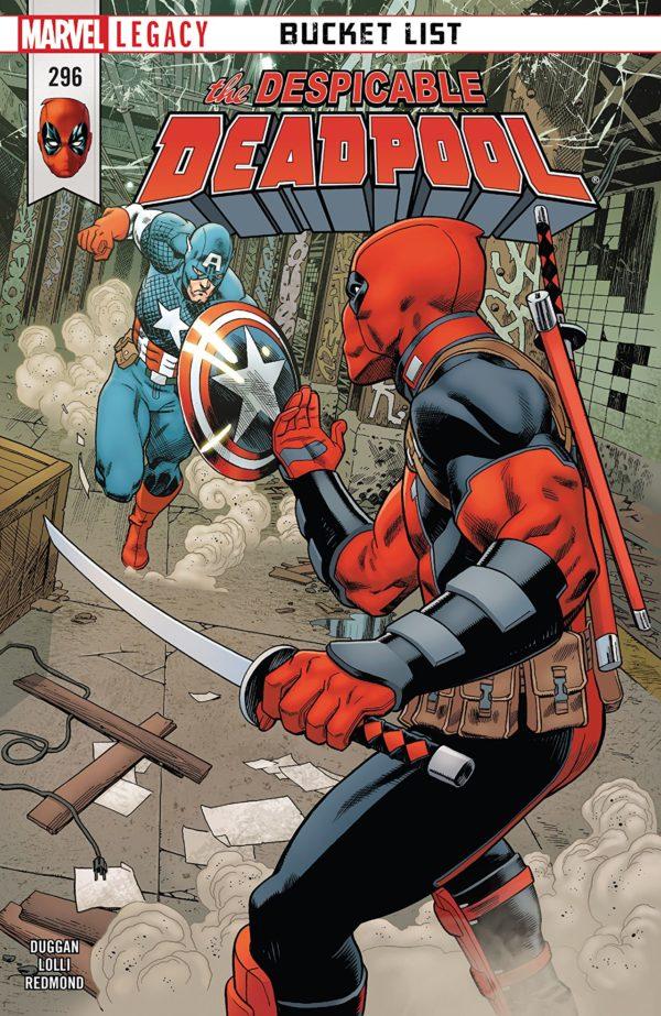 Despicable Deadpool #296