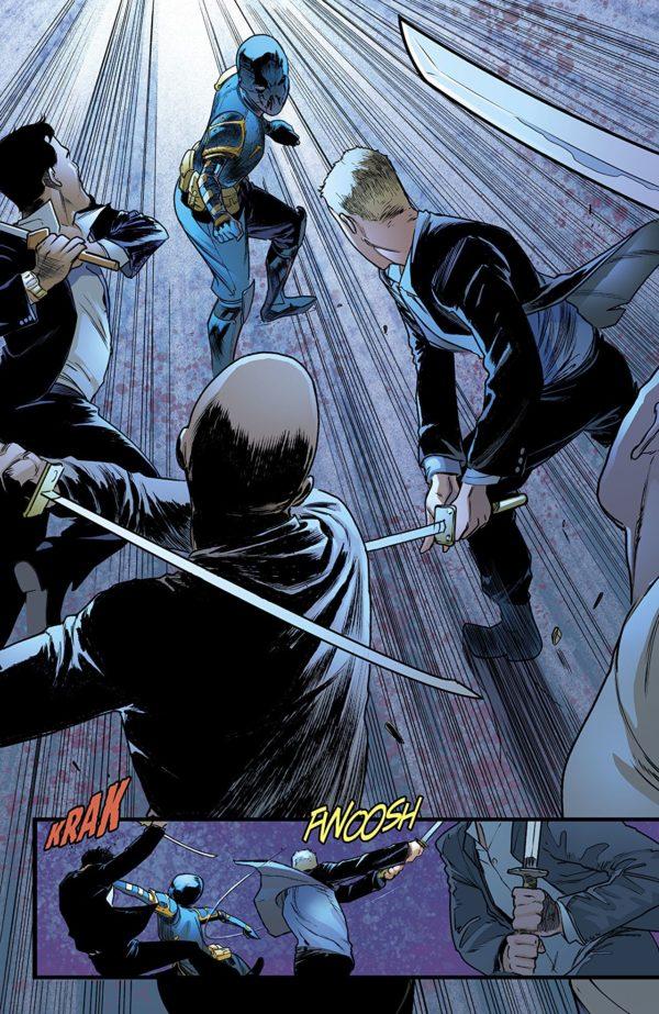 Batman: Detective Comics #976 art by Javier Fernandez and John Kalisz