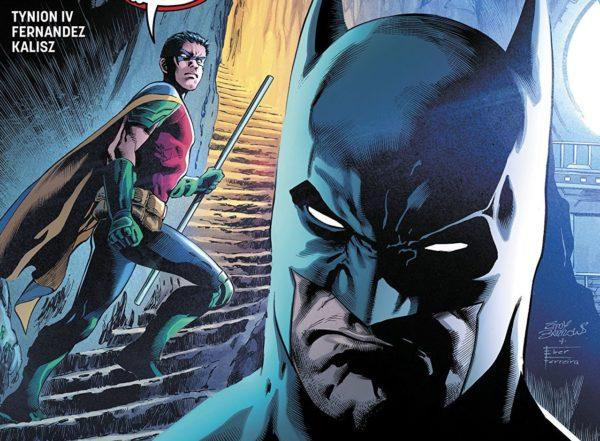 Batman: Detective Comics #976 cover by Eddy Barrows, Eber Ferreira, and Adriano Lucas
