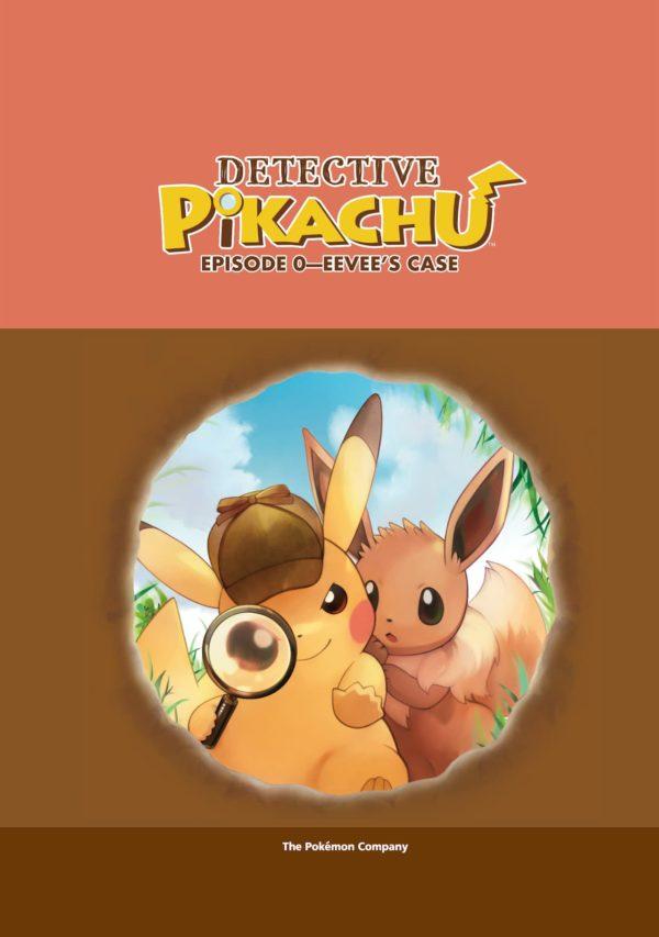 Detective Pikachu Episode 0
