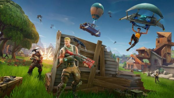 Fortnite Battle Royale is Coming to Mobile With Cross Play ...