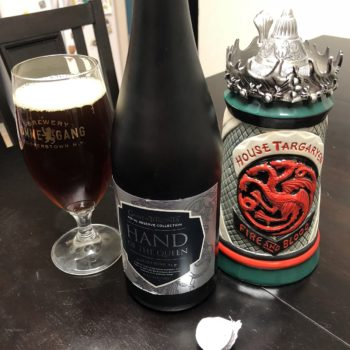 Ommegang Game of Thrones Beer