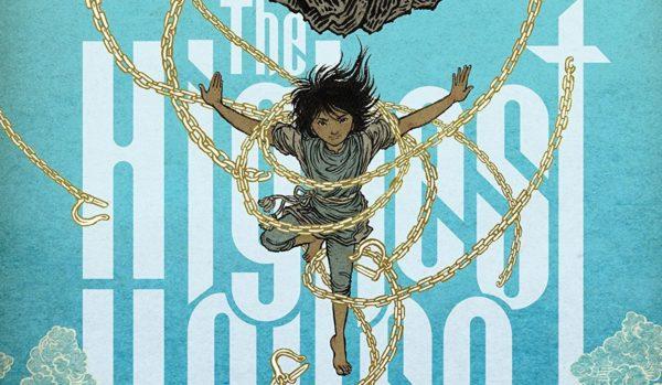 Highest House #1 cover by Yuko Shimizu