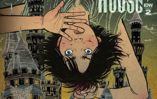 Highest House #2 cover by Yuko Shimizu