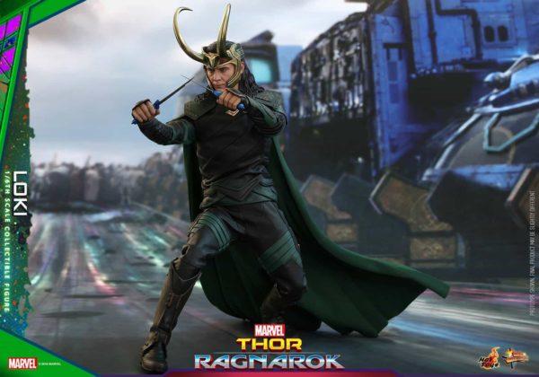 Hot Toys Loki Ragnarok 2