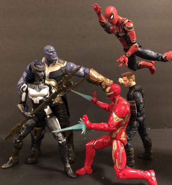 infinity war marvel legends