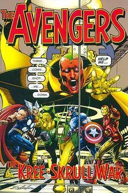 avengers kree-skrull war