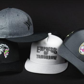 Lids WWE Hats 2