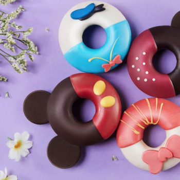 Mickey and Friends Donuts