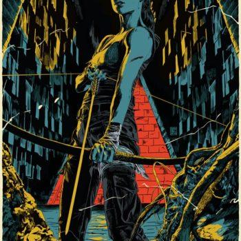 Mondo Tomb Raider Poster