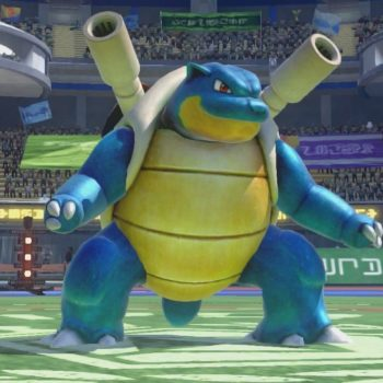 Pokkén Tournament DX blastoise