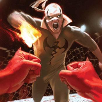 iron fist #78