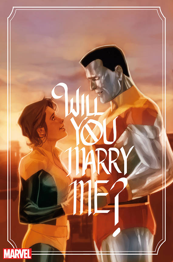 x-men wedding colossus kitty pryde