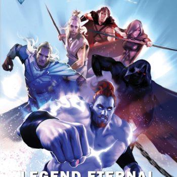Saltire: Legend Eternal